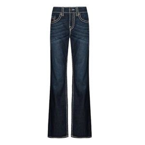 Authentic True Religion World Tour Straight Jeans